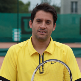 Professeur de tennis Julien MATHIEU